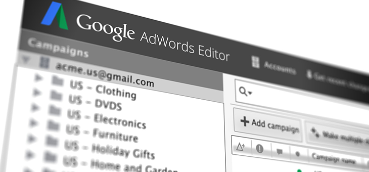 Update AdWords Editor, Create Expanded Ads